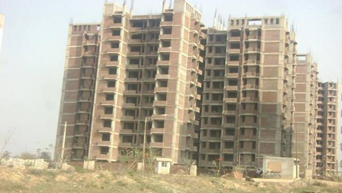 Ansal Fairway Apartment Construction Status