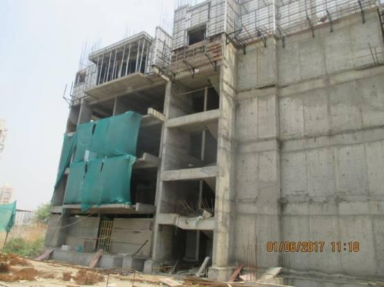 Ajnara Integrity Construction Status