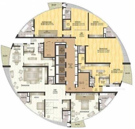 Jaypee The Sun Court Cluster Plan