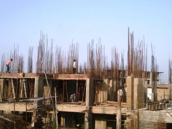 JNC Green Woods Construction Status