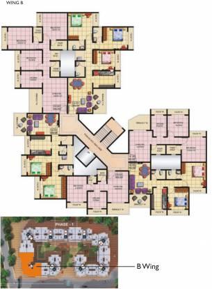 Mohan Palms Cluster Plan