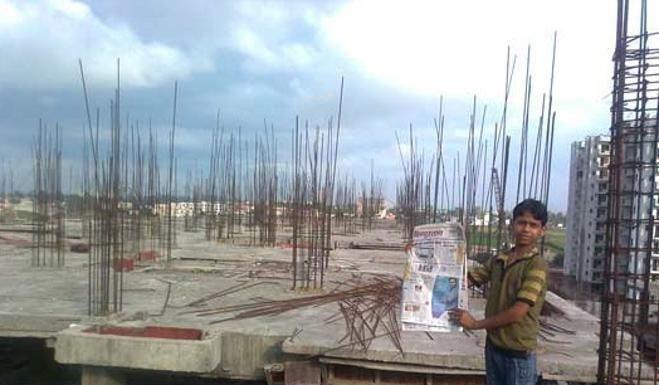 Nitishree Aura Chimera Construction Status