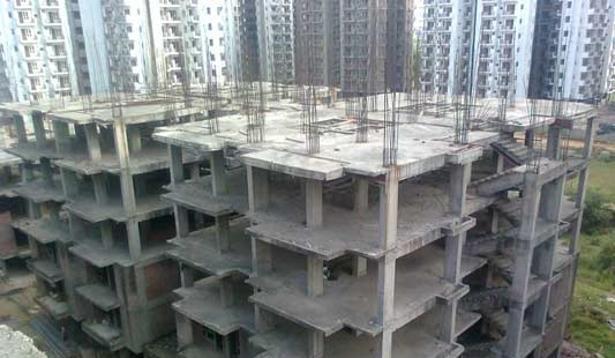 Nitishree Aura Chimera Construction Status