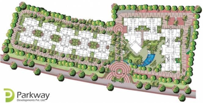 Parkway Tivoli Site Plan