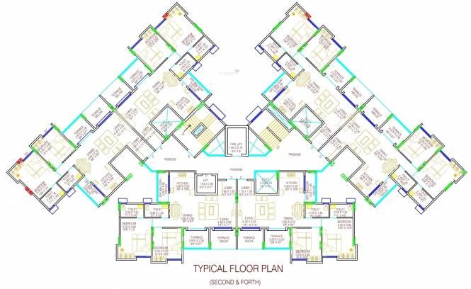 KBD Palladion Cluster Plan