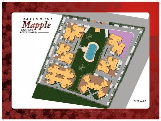 Paramount Mapple Site Plan
