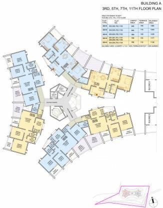 Nandan Euphora Cluster Plan