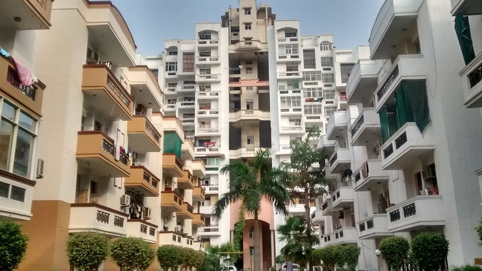 1176 sq ft 2BHK 2BHK+2T (1,176 sq ft) Property By ALFATECH REALTORS In Edens, Sector Alpha