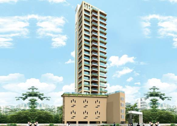 Neelam Spiro Tower Elevation