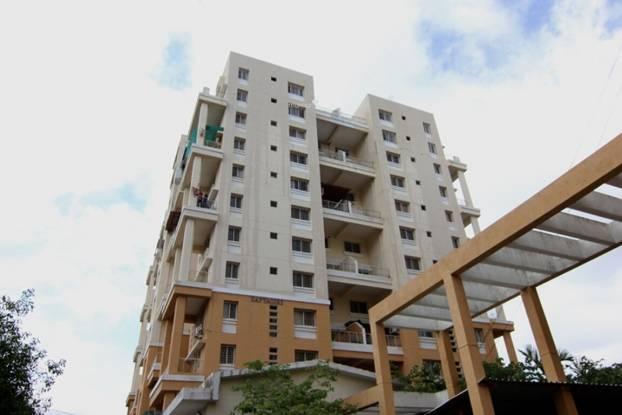 Paranjape Saptagiri Construction Status