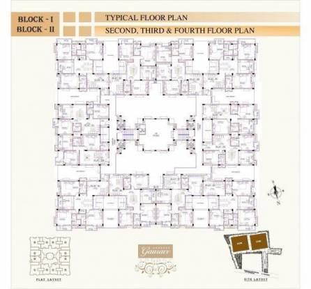 Ramaniyam Gauravv Cluster Plan