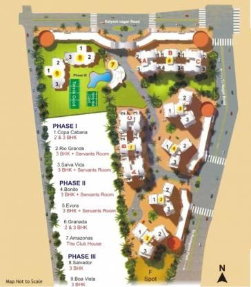Raviraj Fortaleza Site Plan
