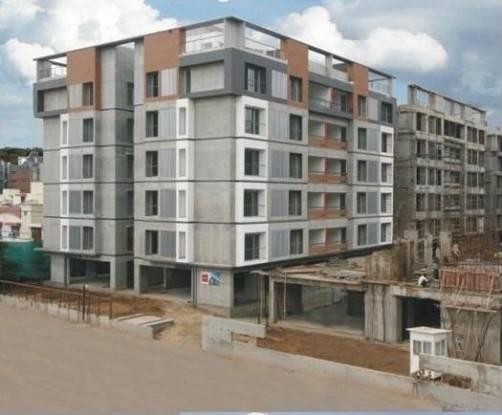 Sangath Platina Construction Status