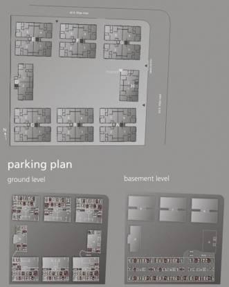 Sangath Platina Layout Plan