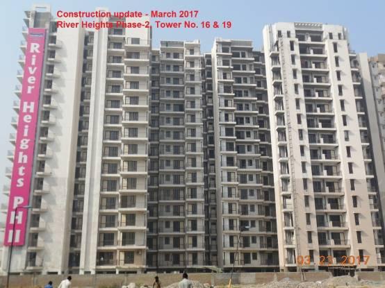 LandCraft River Heights Construction Status