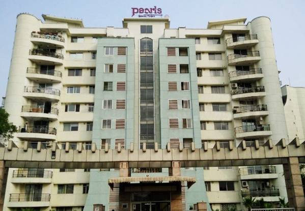 Pearls Gateway Towers Elevation