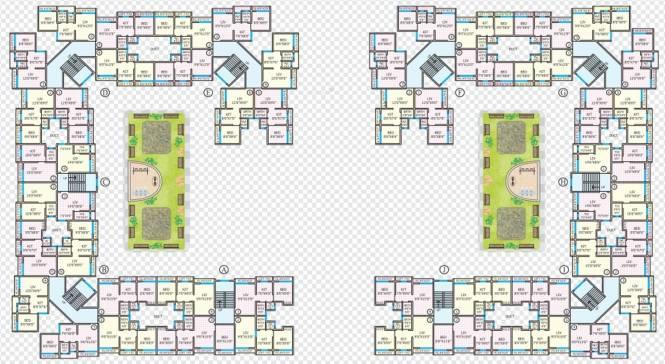 Rashmi Star City Cluster Plan