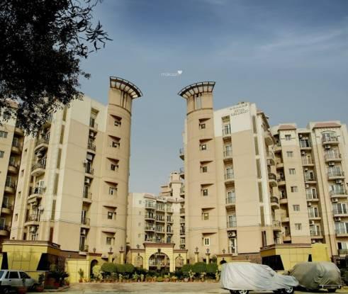 Omaxe Royal Residency Elevation