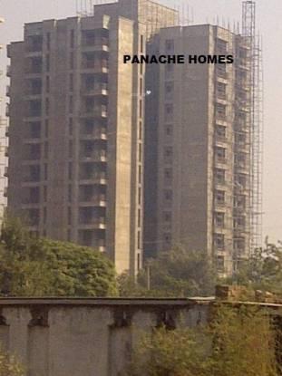 Omaxe Panache Homes Galaxy Construction Status