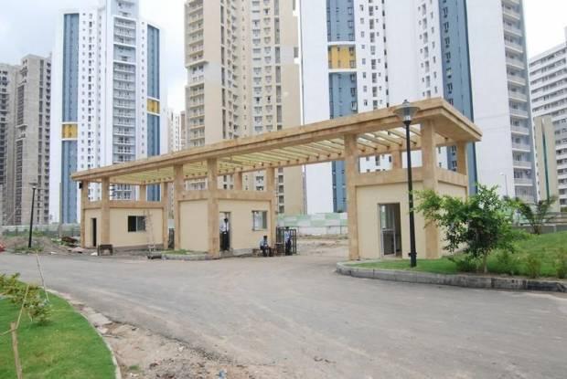 Shrachi Rosedale Garden Construction Status