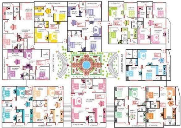 Arvind Arvinds Arkavathi K R Puram Cluster Plan