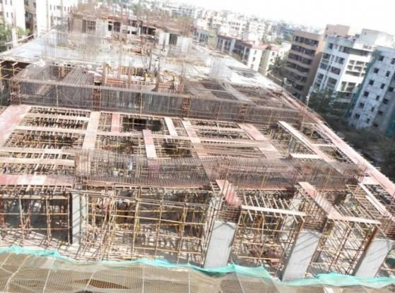 Paranjape Royal Court Construction Status
