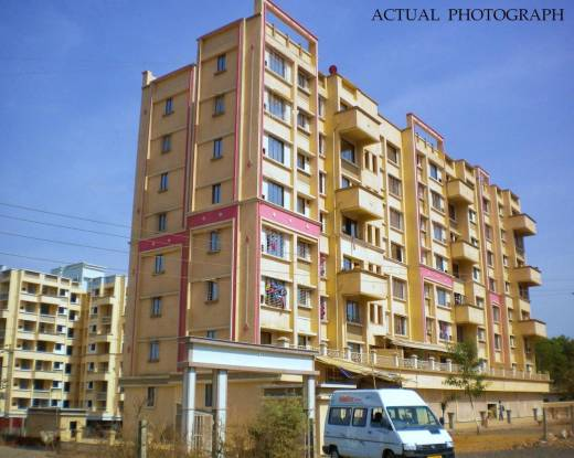Stalwart UshaKiran Residency Elevation