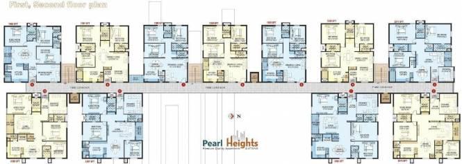BPR Pearl Heights Cluster Plan