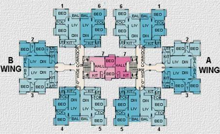 DRA Ranka Colony Cluster Plan