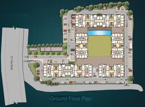 Magnolia Skyview Cluster Plan