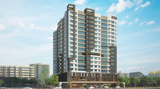 Ashoka Swaroop Residency Elevation