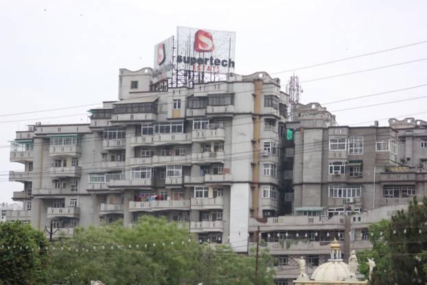 Supertech Estate Elevation