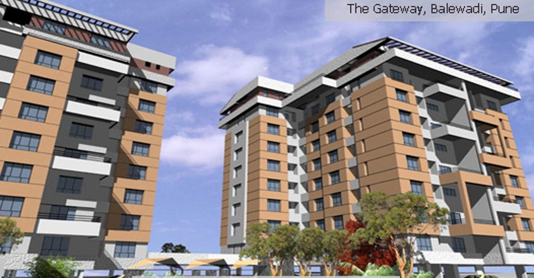 2100 sq ft 4BHK 4BHK+4T (2,100 sq ft) + Study Room Property By Raviraj Real Estate In The Gateway, Balewadi
