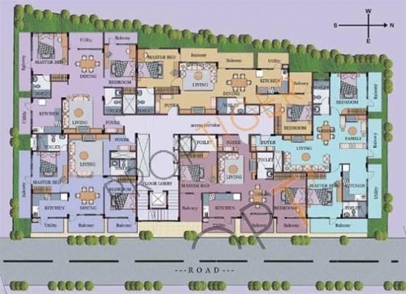 Vellara Vellara Palmyra Cluster Plan
