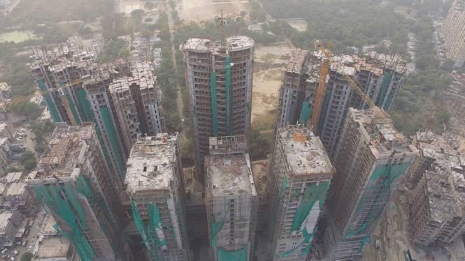 Rishabh Studio9 Tower Construction Status