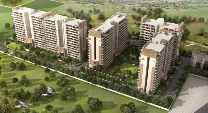 Brisk Lumbini Terrace Homes Elevation