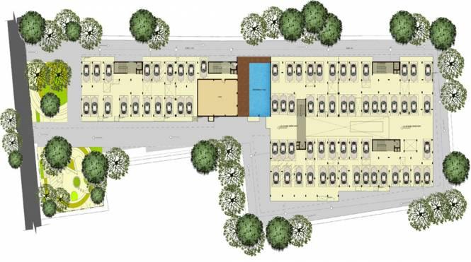 Marg Kalpa Vriksha Site Plan