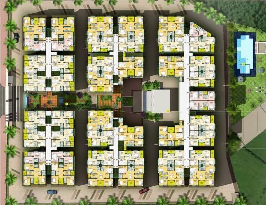 Shikhar Balaji Heights Cluster Plan