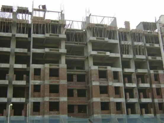 Shree Siddeshwar Gardens Construction Status