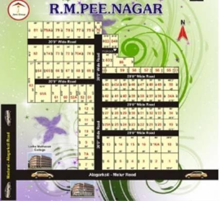 Jemi RMP Nagar Plot Layout Plan