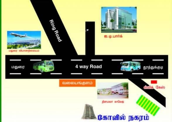 Jemi Kovilnagaram Q Sector Location Plan