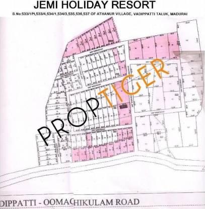 Jemi Holiday Resort Master Plan