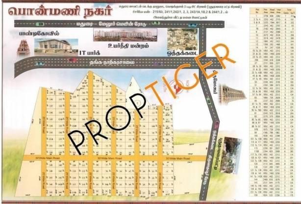 Jemi Ponmani Nagar Master Plan