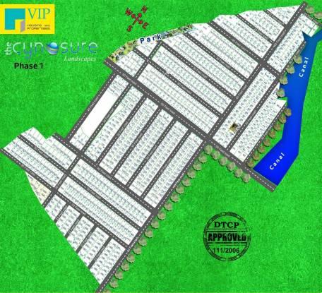 VIP Cynosure Layout Plan