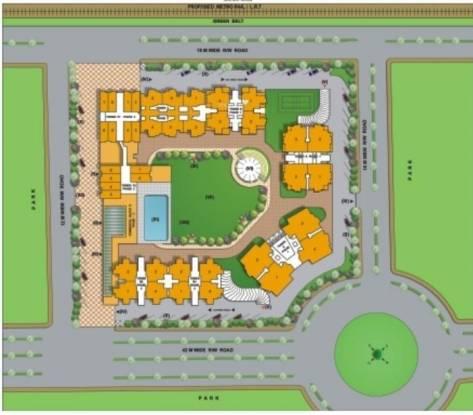 Dasnac Designarch e Homes Site Plan