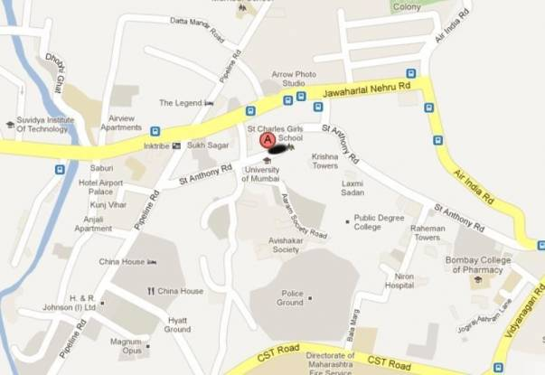 PR Deepak Location Plan