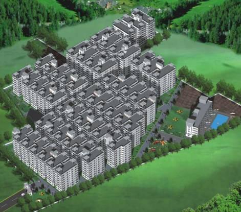 Modi Emerald Heights Elevation