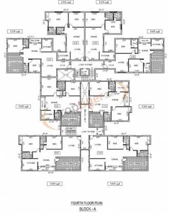 Rams Habitat Cluster Plan