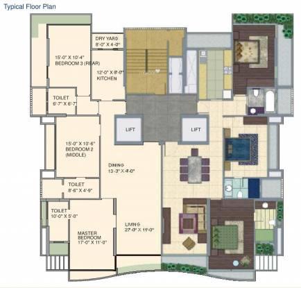 PR Meera Cluster Plan