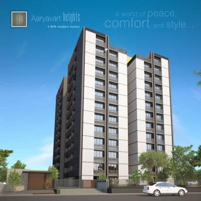Aaryavart Heights Elevation